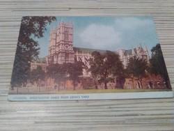 Régi Amerikai képeslap.