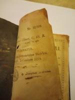 Imádságos könyv  !! 1918 -as kiadás   !!