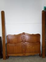 Neobarokk ágy