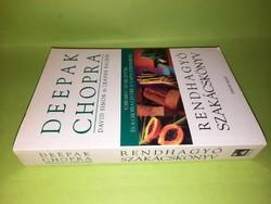 Deepak Chopra: Rendhagyó szakácskönyv 2004. 3900.-Ft