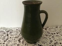 Zöld mázas szilke 25cm