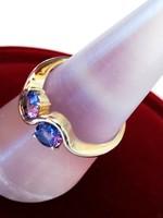 Női arany gyűrű (9k)