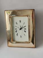 Asztali 925 ezüst asztali óra