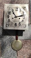 Fali óra, szerkezet,inga, óra szerkezet falióra !