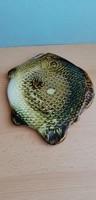 Gránit hal alakú tányér