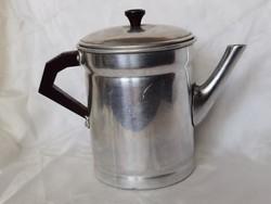 Vintage Ilsa alumínium kávéskanna