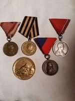 Kitüntetések, versenydíj( Horthy, Sztálin,Ferenc József)