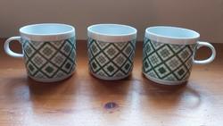 Hibátlan alföldi porcelán bögre 1 db