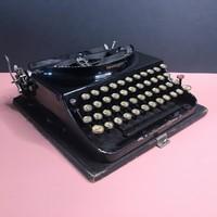 Remington Portable 3 antik írógép