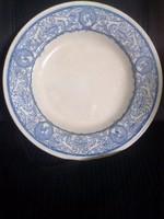 Régi, Zsolnay tányér
