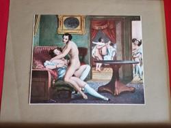 Pajzán Bider régi ofszet sorozat az 1890-1900 évekből!!!! DEVERYA Henry Victor 1829-1897!!!!!