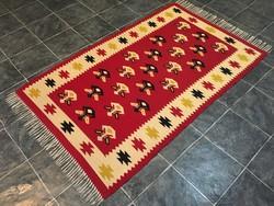 TORONTÁLI kézi szövésű gyapjú szőnyeg, 119 x 215 cm