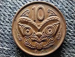Új-Zéland II. Erzsébet maori maszk 10 Cent 2006 (id47250)