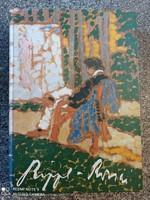 Rippl-Rónai József gyűjteményes kiállítása.- Gyüjtői kiadás- számozott. 1998 -Magyar Nemzeti Galéria