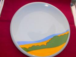 Kahla porcelán retro tányér 23,5 cm