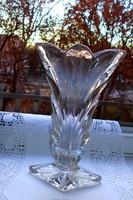 Art deco   üveg váza