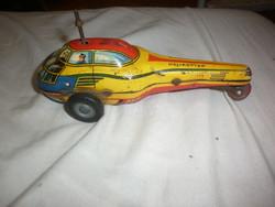 régi játék lendkerekes lemezárugyár helikopter