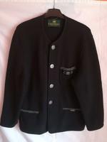 GIESSWEIN vintage Gyapjú férfi vadász kabát L/XL-es