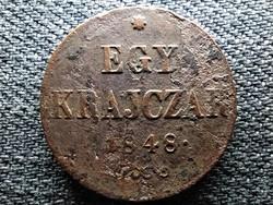 Szabadságharc 1 Krajcár 1848 (id48094)