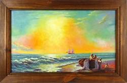 1D963 Dobai : Halászbárka