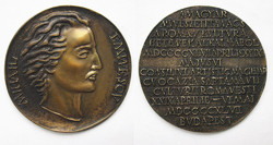 Borsos Miklós: Mihail Eminescu /1947/