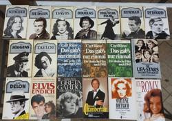 Színészek élete - német nyelven Heyne Filmbibliothek / Ein Molden - Taschenbuch : Curt Riess Das gab