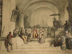 Francois F. Ferogio (1805-1888) : Szentbeszéd