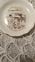 Aquinjumi  emlék tányér  Szeged