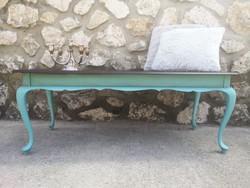 Neobarokk dohányzó asztal vagy pad