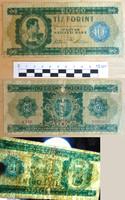 10 forint 1946 nagyon ritka !!! bankjegy szép eredeti restaurálatlan állapotban