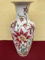 Oriás méretű Zsolnay váza 49cm