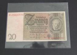 20 Reichsmark 1929 birodalmi márka
