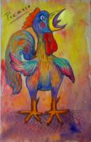 Pablo Picasso grafikája:(tanulmányrajz)