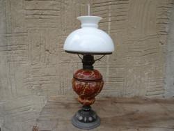 Antik lámpa petroleumlámpa petróleum lámpa