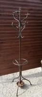 Szecessziós ,esernyőtartós,babás állófogas antik,retro
