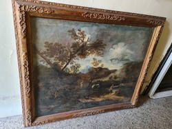 Very old painting