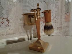 Retro borotvakészlet - gyönyörű!