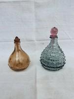 2db Régi Parfümös Üveg.