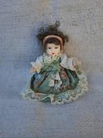 Csodaszép Antik Porcelán Baba.