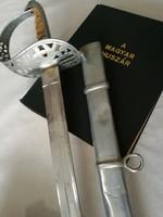 Osztrák-Magyar Monarchiás lovastiszti huszár kard