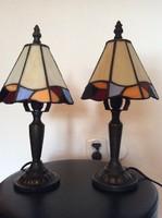 Tiffany night lights in pairs