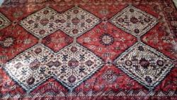 Mokett selyem szőnyeg,terítő