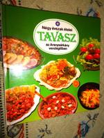 -Szakácskönyv--Négy évszak ételei Tavasz
