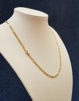 Tömör arany nyaklánc 11,34 g.