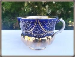 Gyűjtői antik orosz Kuznyecov porcelán csésze