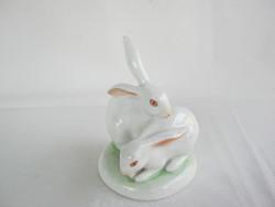 Drasche porcelán nyúl nyuszi