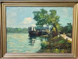 Kabay Károly 1938 / Óbudai hajógyár