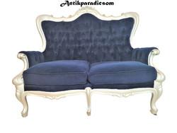 A337 Antik barokk kanapé