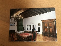 Sopron Fabricius-ház képeslap