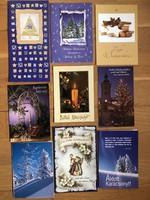 Vegyes karácsonyi képeslapok - 3.